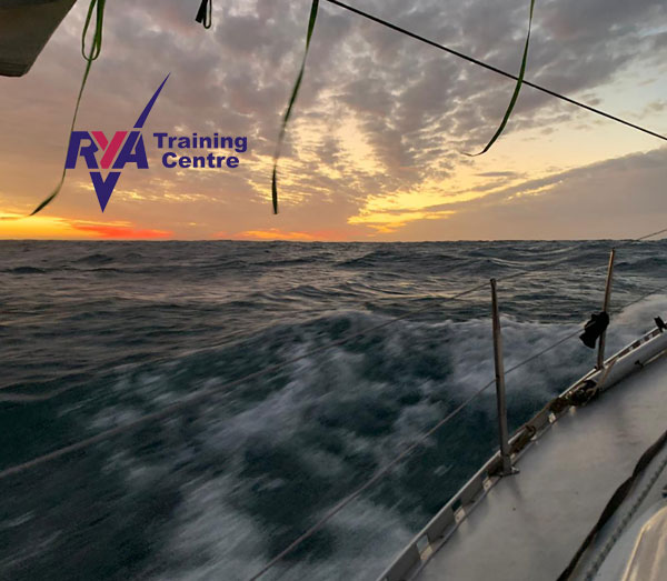 8 week fast track to rya yachtmaster offshore