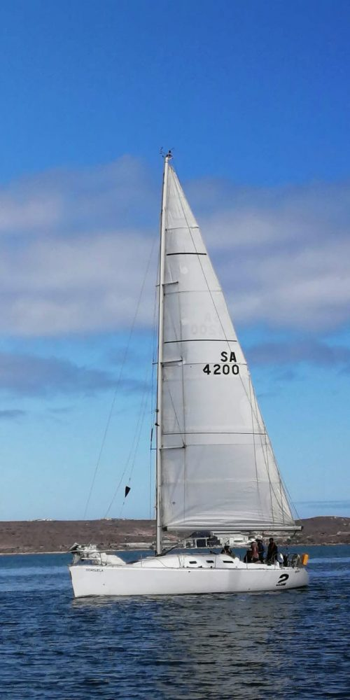 8 week sailing course fast track